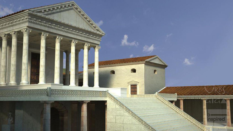 Foro Romano de Bilbilis